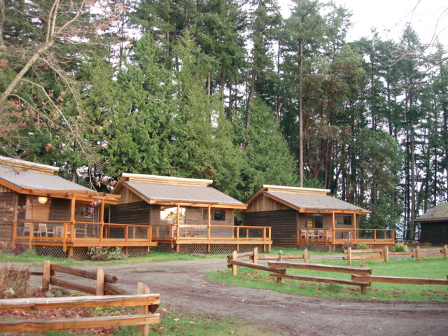 Hornby Island Ford S Cove Marina Cottages Amp Camping